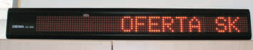 Letrero luminoso leds - Rotulo luminoso leds